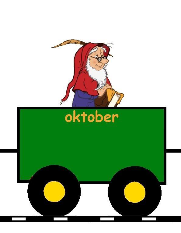 Verjaardagstrein: Oktober