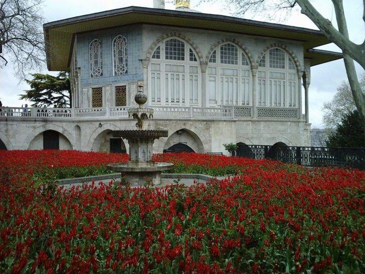 Topkapi Seray, Istanbul