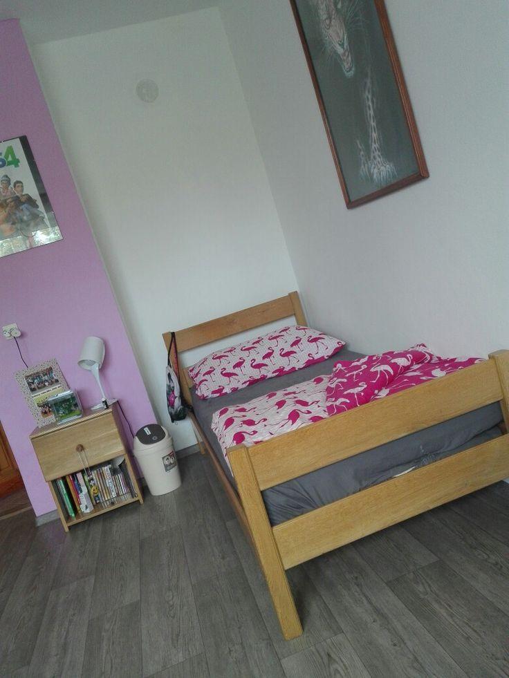 Můj nový pokoj/my new room