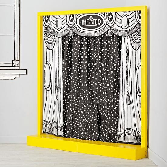 Superstar Stage for my little performers | The Land of Nod $299