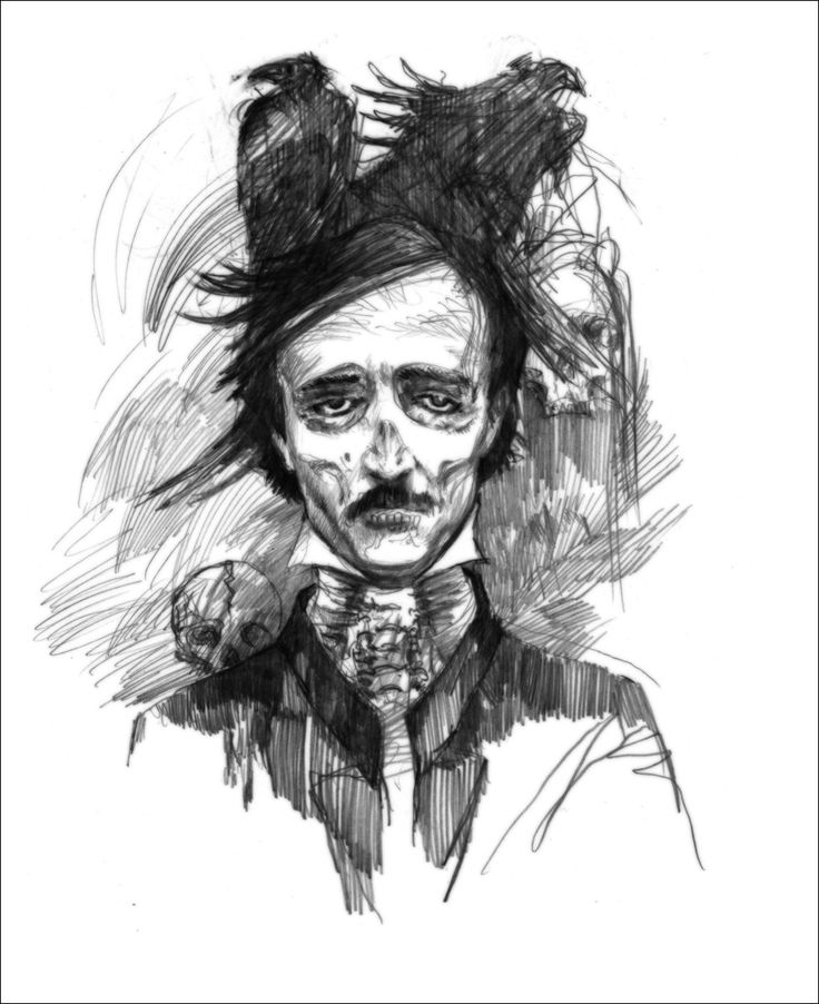 the effects of edgar allan poe Three factors of the industrial revolution and thier influence on edgar allan poe's work.