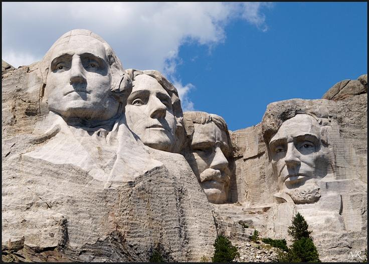 Mont Rushmore, USA