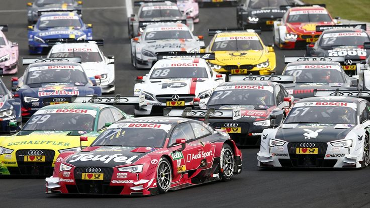 Our #DTMBudapest schedule for today | Training 10:45 am | Qualifying 12:50 pm | Race 3:13 pm