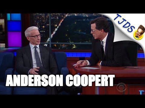 News media corruption: Anderson Cooper CIA grad
