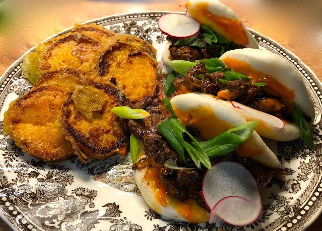 23rd Blue Apron Meal Kit Review, Korean Beef Steam Buns #blueapron