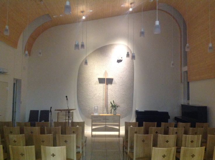 Awaji Lutheran Church, Sumoto, Japan.  Christianity in Japan. West Japan Evangelical Lutheran Church.