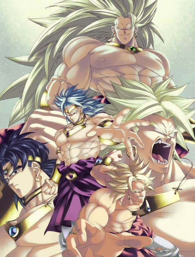 116 best broly images on pinterest dragons dragon and kite - Broly dragon ball gt ...