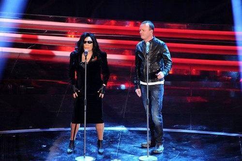 Gigi D'Alessio e Loredana Bertè - Respirare#26feb3mar