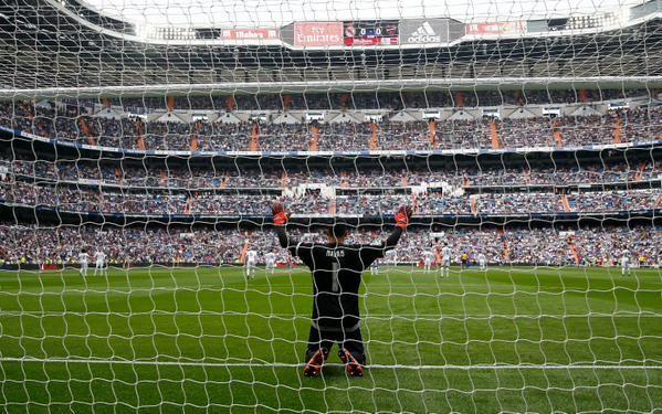 Keylor Navas, el nuevo Santo del Real Madrid