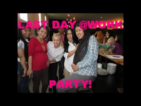 PARTY AT WORK WITH THE COOLEST CREW!!-This Fresh Family Daily Internatio...
