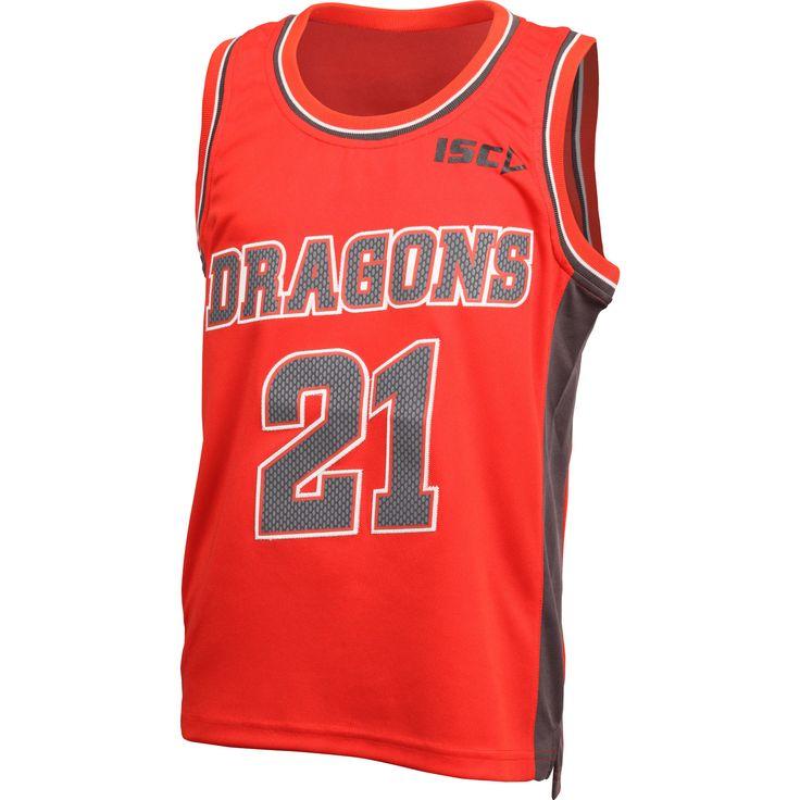 St George Illawarra Dragons 2016 Kids NBA Singlet - NRL Megastore