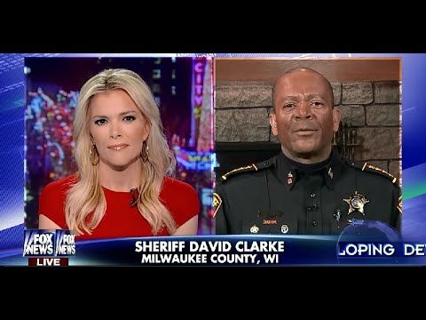 December 2nd, 2014 • Milwaukee County Sheriff David Clarke doubles down on his negative assessment of Eric Holder, Barack Obama, and Al Sharpton and their re...