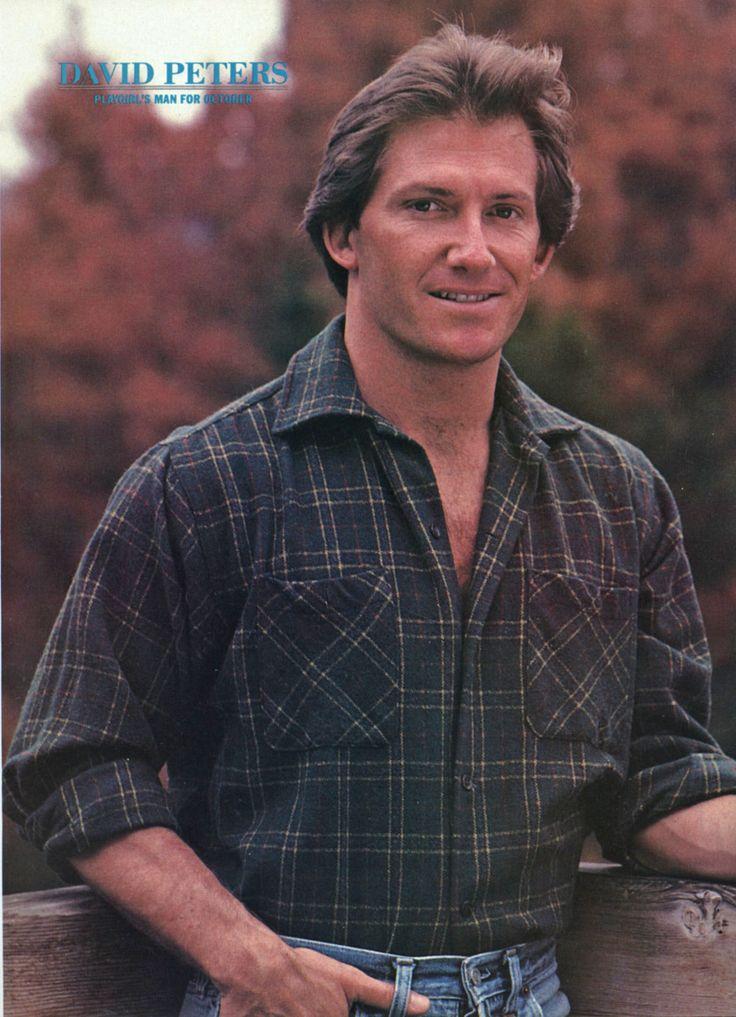 Retro Men  David Peters, Playgirl, October 1982  Guys -9687