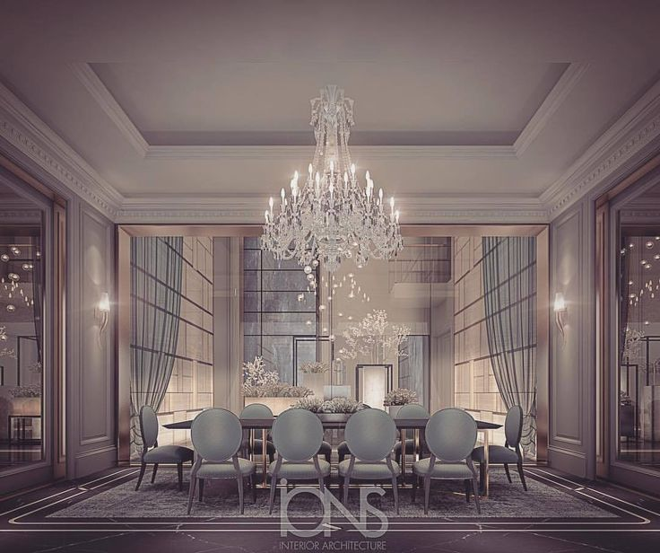 Bedroom Design Private Palace: Our Latest Luxury Dining Room Design • Private Palace •