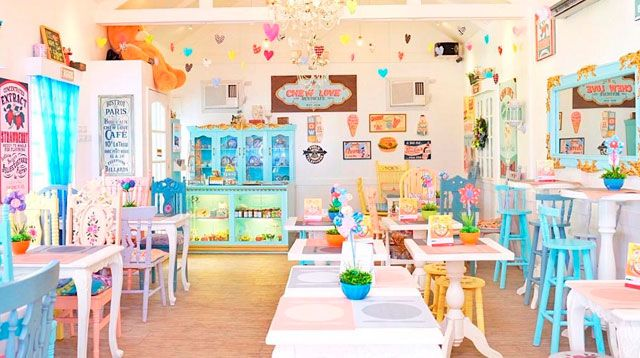 This Cafe In Tacloban Is Every Girly Girl's Dream Come True