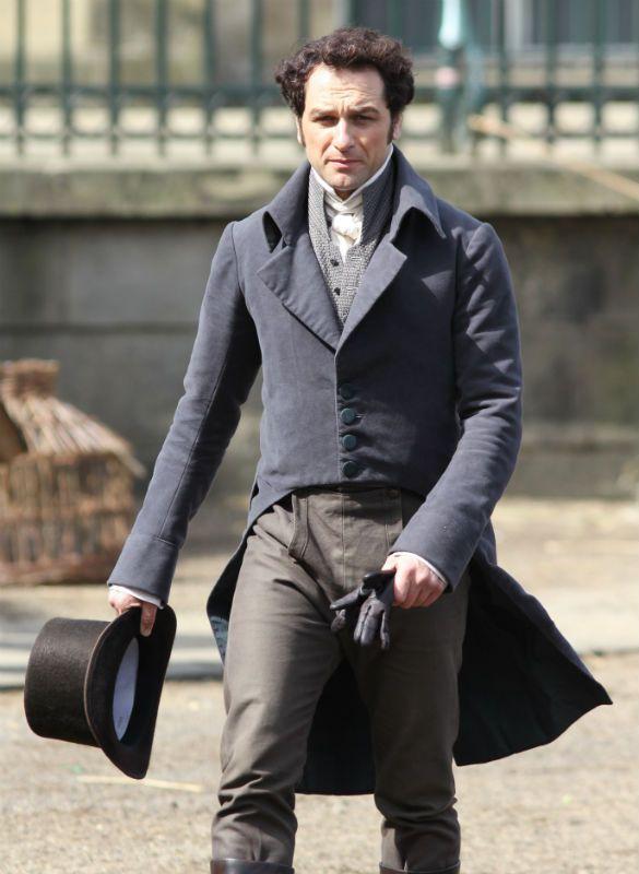 Matthew Rhys / Mr. Darcy / Death Comes to Pemberley