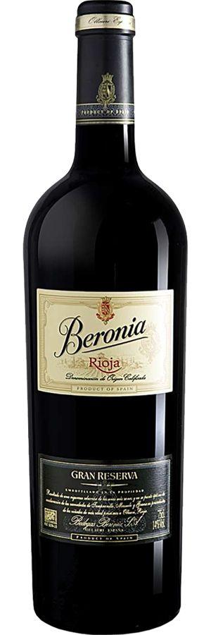 Tempranillo 2004 *Gran Reserva* - Bodegas Beronia, La Rioja --------------------- Terroir: Rioja Alta - Rioja DOCa