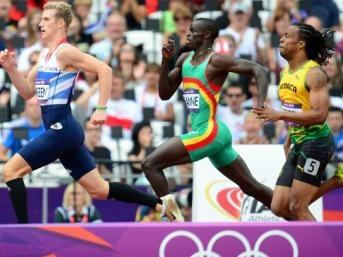 JO 2012 : l'Afrique s'éveille avec l'athlétisme