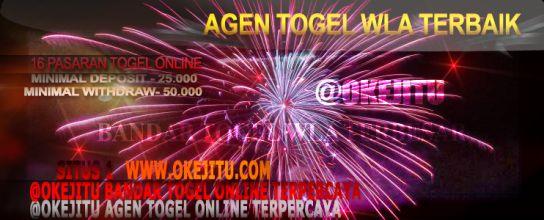 AGEN TOGEL ONLINE TERPERCAYA -SITUS RESMI TOGEL WLA