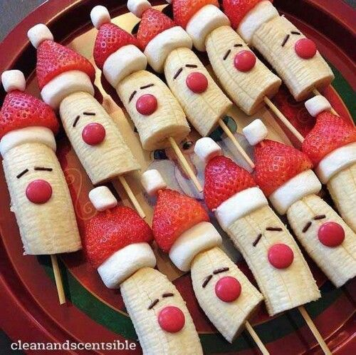 Cute idea for Christmas Brunch