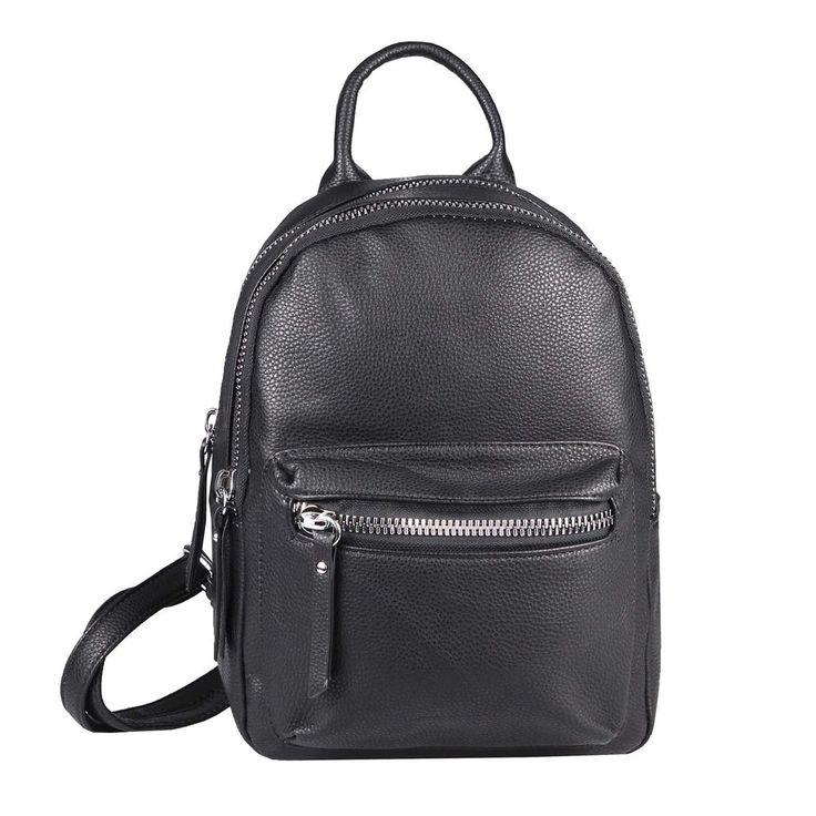 [Werbung] DAMEN RUCKSACK Cityrucksack Tasche Backpack Schultertasche Leder Optik Daypack: EUR 29,95End Date: 24. Jan. 20:25Buy It Now for… – Italyshop24.com