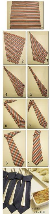 Ukažte mužům, že vázání kravaty je prostě hračka!