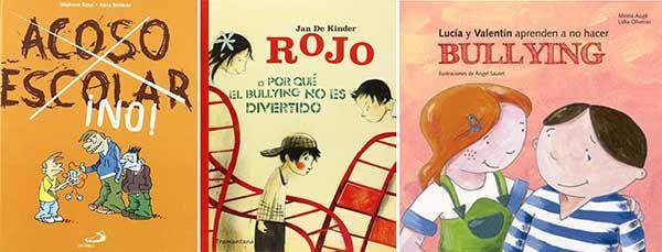libros para niños sobre el bullying