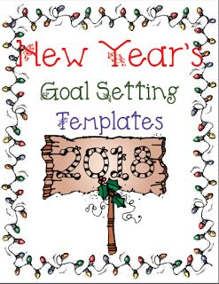 New Year's Goal Setting Templates  As we approach a new year it is a good time to reflect on the year that has just ended and set new goals for the coming year. Here are some templates that can be used to record the new goals. They will look great on bulletin boards too.    Have a happy New Year everyone!     Diamond Mom's Treasury goal setting Happy New Year Resolutions