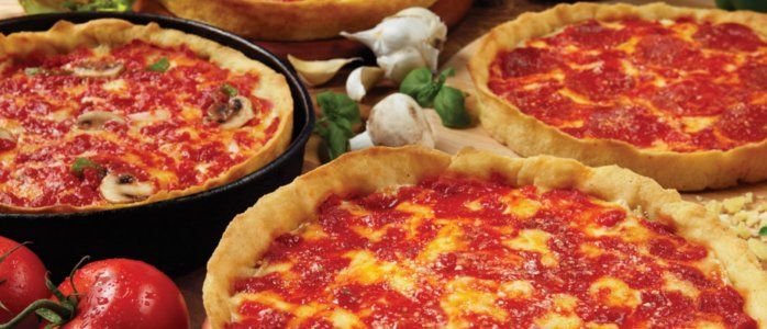 Order Lou Malnatis online!! Heard it's almost as good as the real deal!!! Definitely doing this!!!