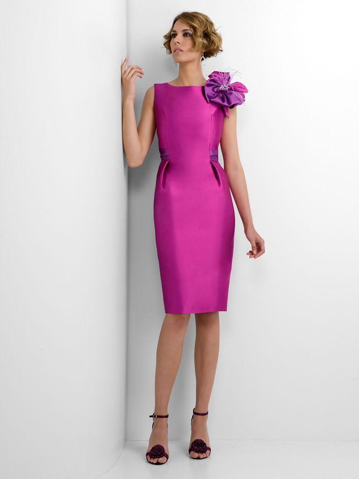42 best Vestidos de madrina y fiesta 2014 images on Pinterest ...