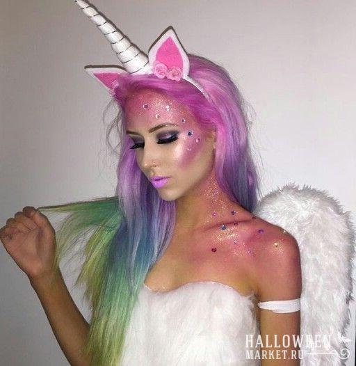 #unicorn #costume #halloweenmarket #halloween  #единорог #костюм #макияж #образ Радужный костюм единорога для девушек (фото) Ещё фото http://halloweenmarket.ru/%d1%80%d0%b0%d0%b4%d1%83%d0%b6%d0%bd%d1%8b%d0%b9-%d0%ba%d0%be%d1%81%d1%82%d1%8e%d0%bc-%d0%b5%d0%b4%d0%b8%d0%bd%d0%be%d1%80%d0%be%d0%b3%d0%b0/