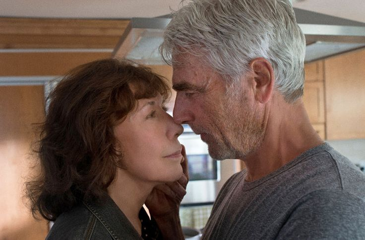 """Paul Weitz narrates a sequence from his film """"Grandma,"""" featuring Lily Tomlin and Sam Elliott."""