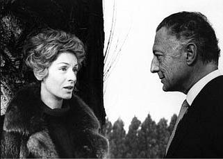Marella and Gianni Agnelli