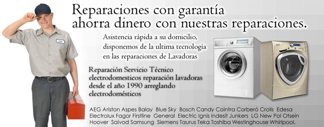 http://www.serviciotecnicoalgarra.com/e/servicio-tecnico-reparacion-electrodomesticos-lavadoras-barcelona-arreglar-arreglo-economico_46.php - Reparación lavadoras Barcelona, electrodomésticos neveras, lavavajillas. Reparación de electrodomésticos en Barcelona, asistencia técnica de todas las marcas, reparar, arreglar, reparaciones, Balay, Bosch, Samsung, #Reparación, #lavadoras, #electrodomesticos, #Barcelona, #neveras