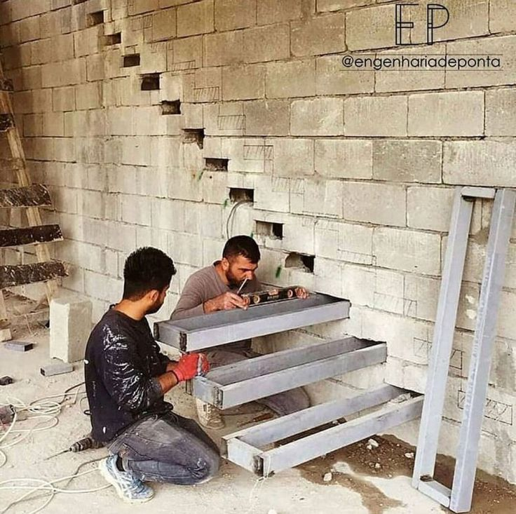 50 Beautiful Iron Stair Construction Ideas в 2020 г (с