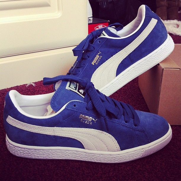 puma shoes for men suede