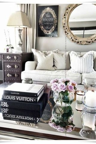20 glamorous home decor ideas to inspire your next interior design makeover.