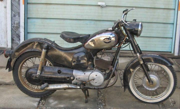 Sears Allstate Puch 1956 150 Cc My Dad Had One Of These