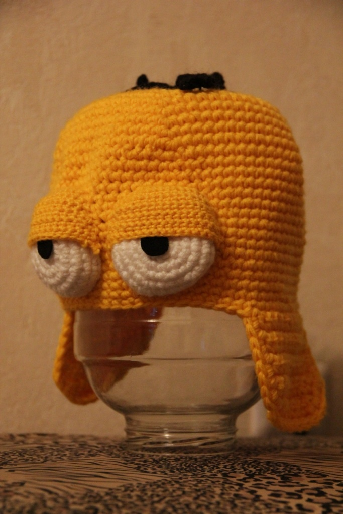 176 Best Crochet Character Hats Images On Pinterest