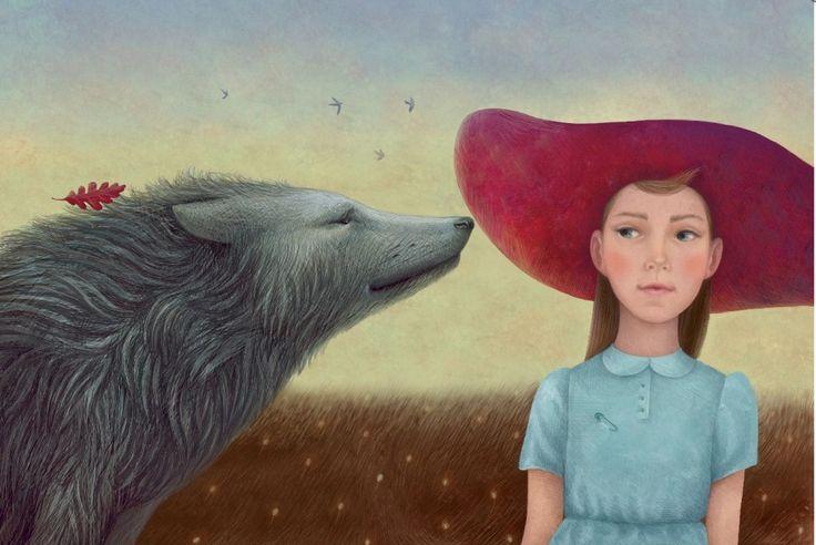 30шикарных иллюстраций, вкоторые можно влюбиться