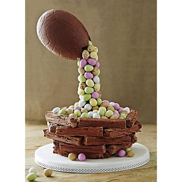 Anti-Gravity Pouring Cake Kit in cake decoration at Lakeland