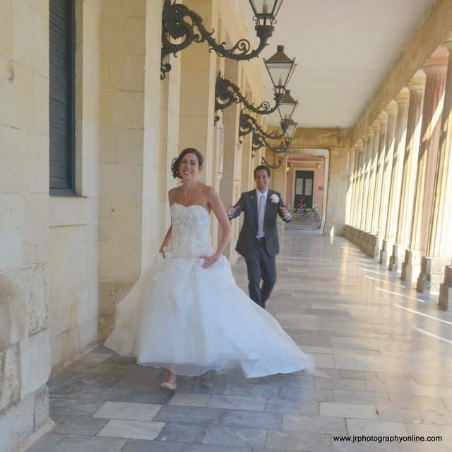 Picture A wedding in Corfu