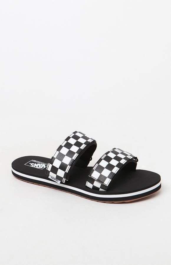 c1cf9834ff545 Vans Women s Cayucas Slide Sandals  ad