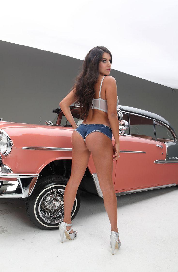 Chantel Zales Sexy Lowriders Pinterest