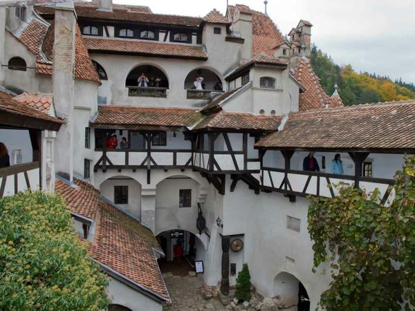 schloß dracula rumänien reise rumänien urlaub