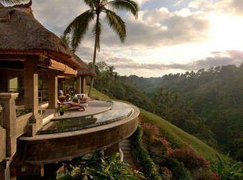 Viceroy Hotel di Bali, Indonesia