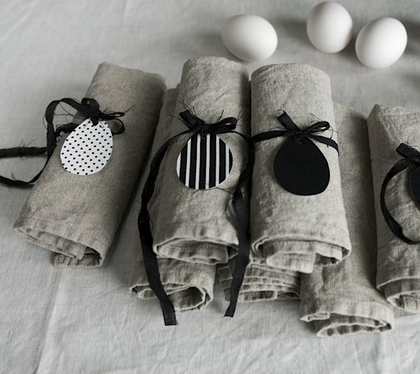 CREATIVE LIVING from a Scandinavian Perspective: DIY: Creative Washi Tape Easter Decorations