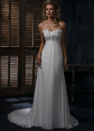 Greek goddess wedding dress wedding dresses pinterest for Greek goddess style wedding dresses