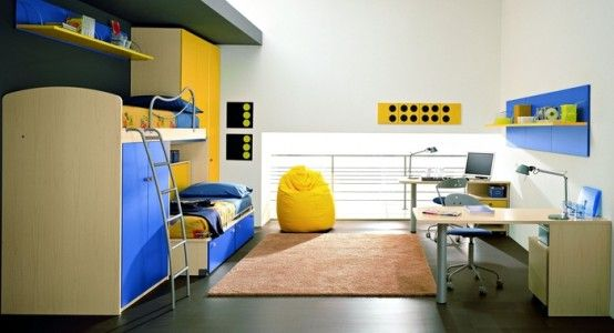 25 cool boys bedroom ideas by zg.