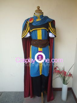 Marth Cosplay Costume